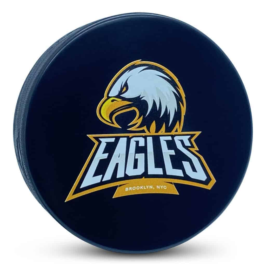 Custom Logo Hockey Puck